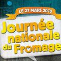 Journée nationale du fromage 2010 ou la découverte de notre partimoine fromager !