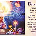 devenir conscient + texte