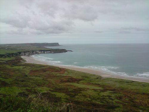 Une superbe plage pour l'Irlande !