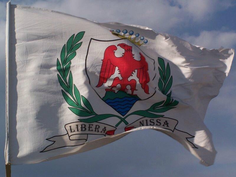 drapeau nissart classique