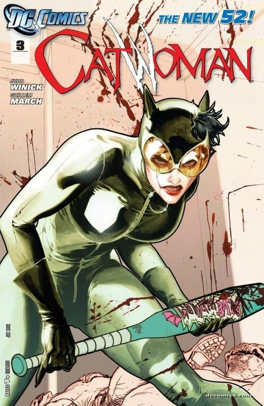 new 52 catwoman 03
