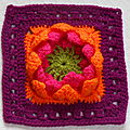 Crochet Carrés et Grannies