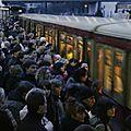 Grève des chemins de fer en allemagne
