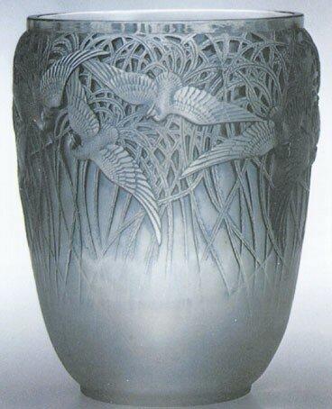 Vase - Aigrettes