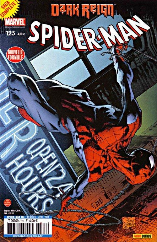 spiderman V2 123