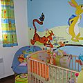 Chambre Winnie the pooh