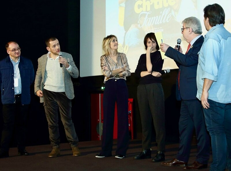 CH'TITE FAMILLE HIRSON 2018 JJT Dany Boon