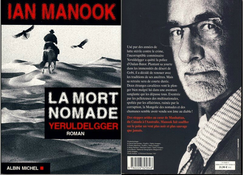 1 - la mort nomade - Yeruldelgger - Ian Manook