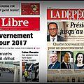 Groupe baylet : la presse aux ordres des socialistes