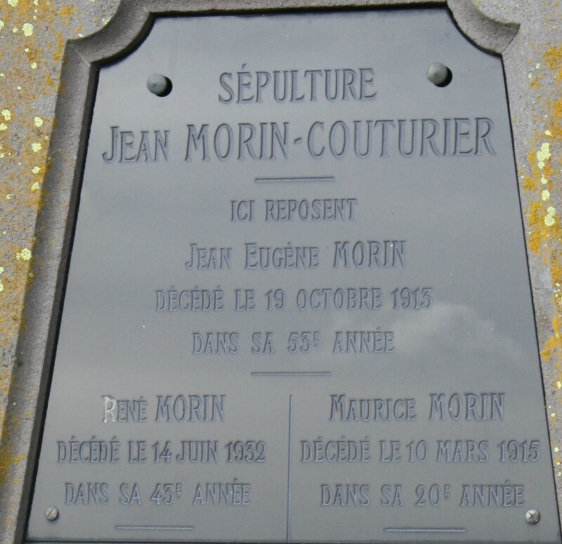 MORIN Maurice