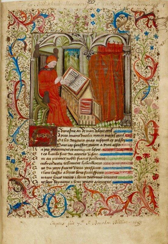 Chartier manuscrit couv