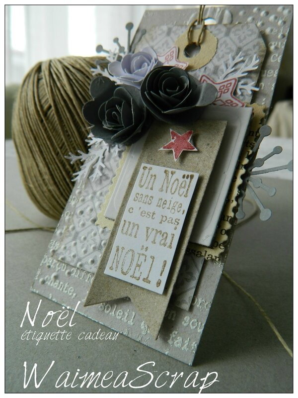 étiquette cadeau012