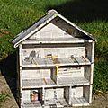 maison avent papier journal