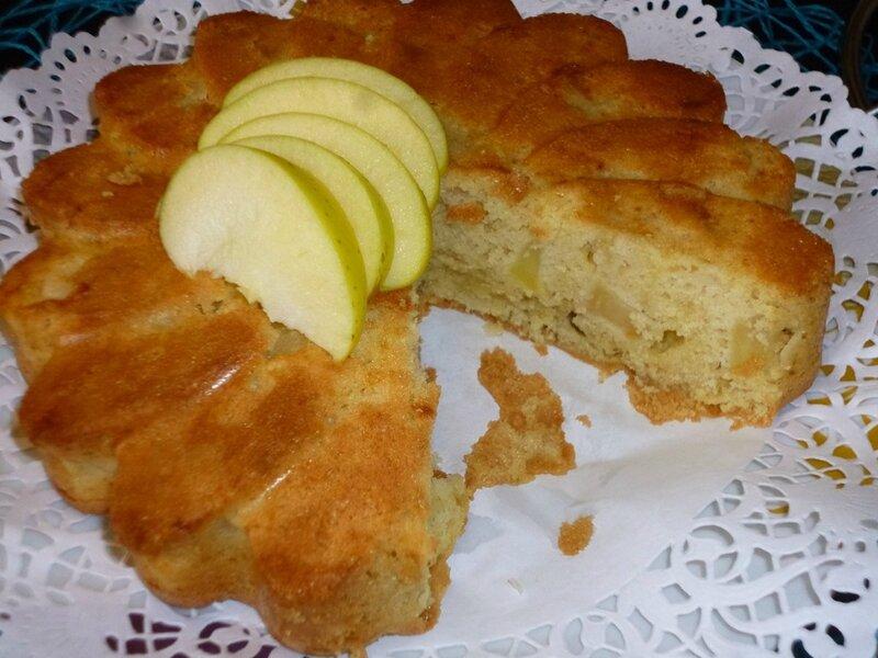 marguerite aux pommes assia