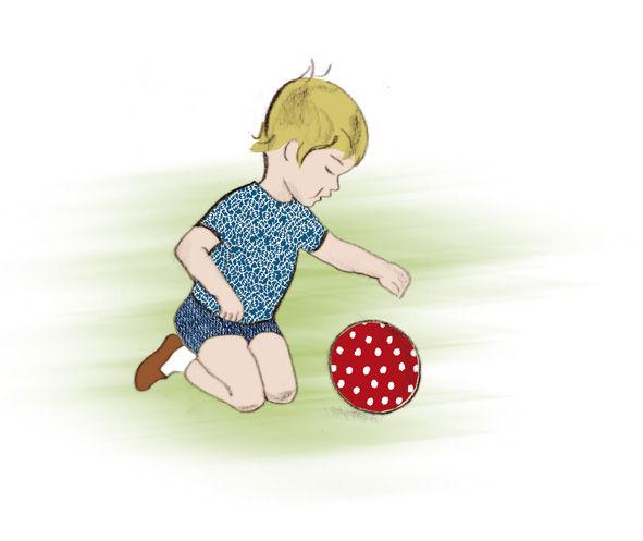 enfant&ballon