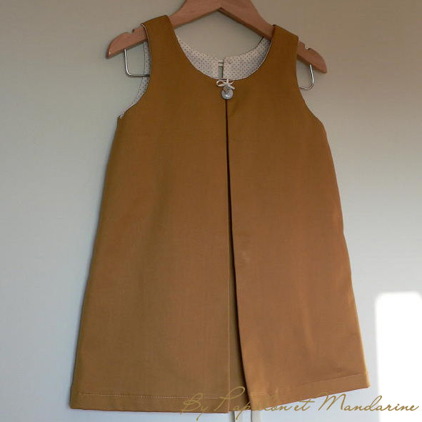 Robe automnale