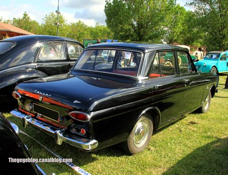 Ford taunus 12M (Retro Meus Auto Madine 2012) 02