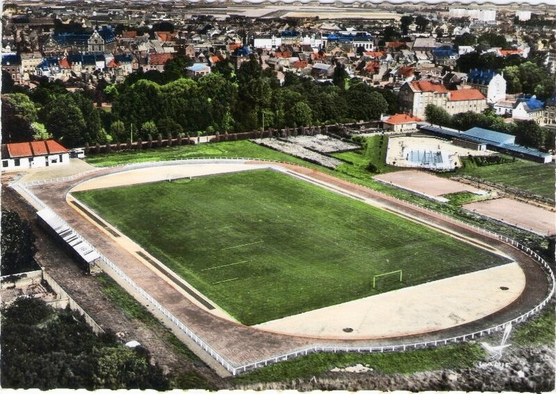 CPM France Hazebrouck Stade