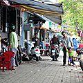 Rue où nous avons mangé