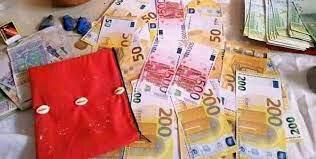 portefeuille euro