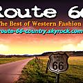 Les rdv de route 66...