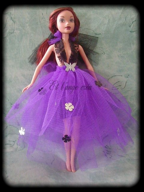 robe de barbie