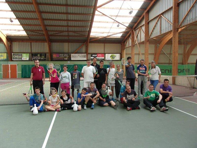Pl rin 22 tennis journ e portes ouvertes le blog de ligue de bretagne du sport adapt - Ligue de bretagne de tennis de table ...