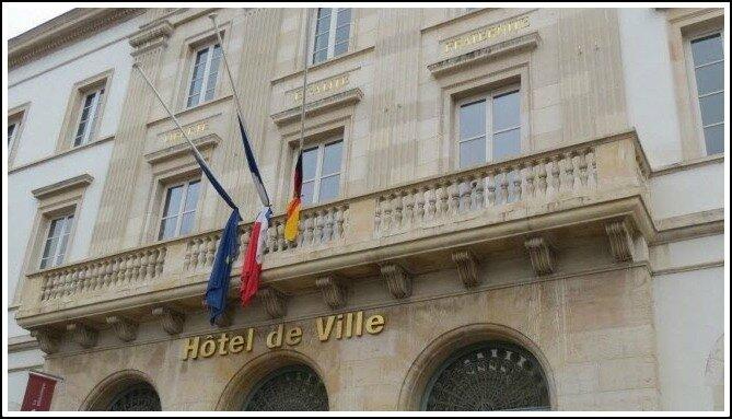 Hôtel de ville Châlon-sur-Saône