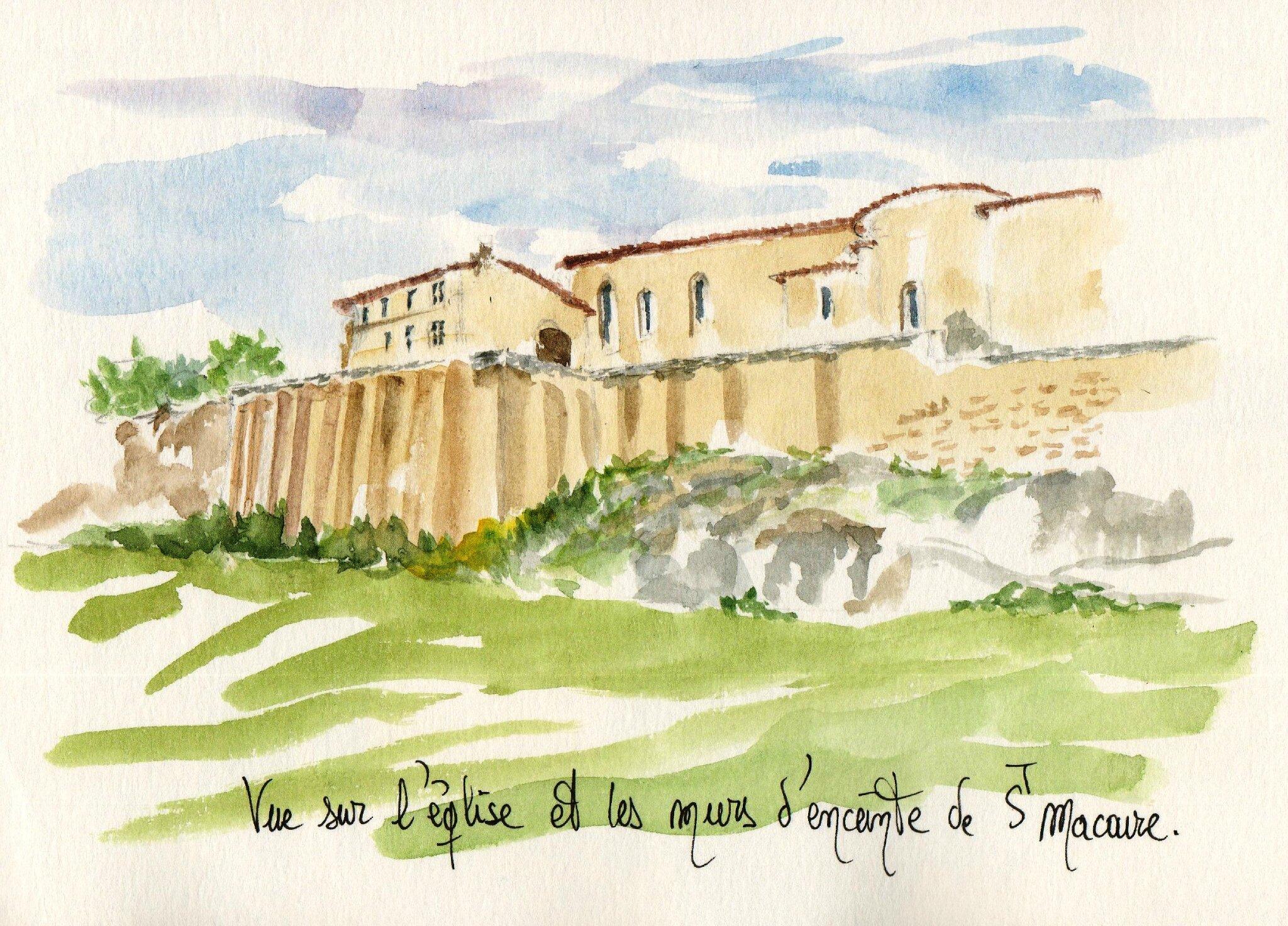 100 Saint Macaire