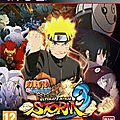 Naruto ultimate ninja storm 3 sur playstation 3