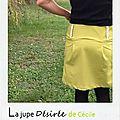 La jupe Désirée de Cécile.