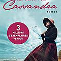 |roman| cassandra, tome 1 : le destin de cassandra d'anna jacobs