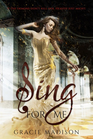 Review : Sing For Me by Gracie Madison