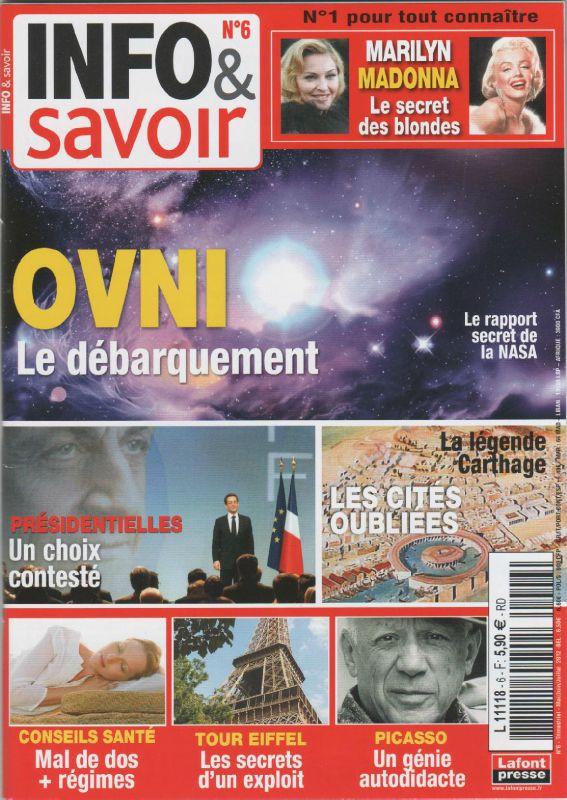 Info & savoir (fr) 2012