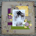 Une page shabby