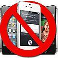 L'iphone ne passera pas par moi