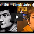 L'oncle john - eddy mitchell (partition - sheet music)