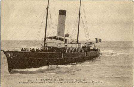 14 - TROUVILLe - L'augustin Normand
