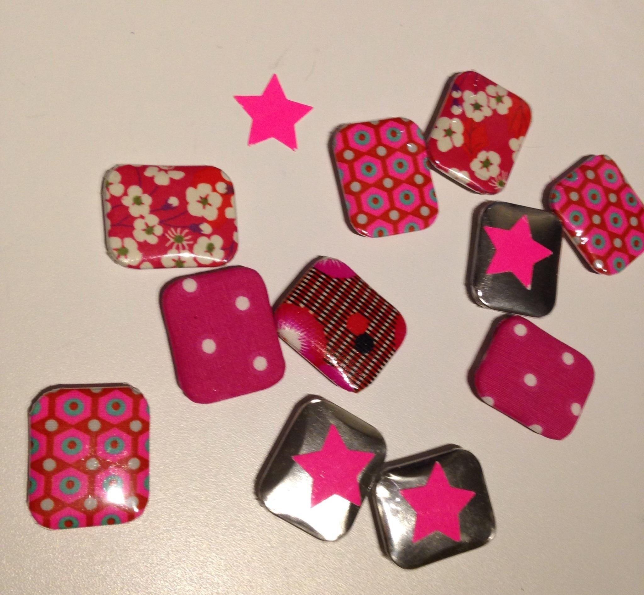 Des magnets pour la vente de créateurs