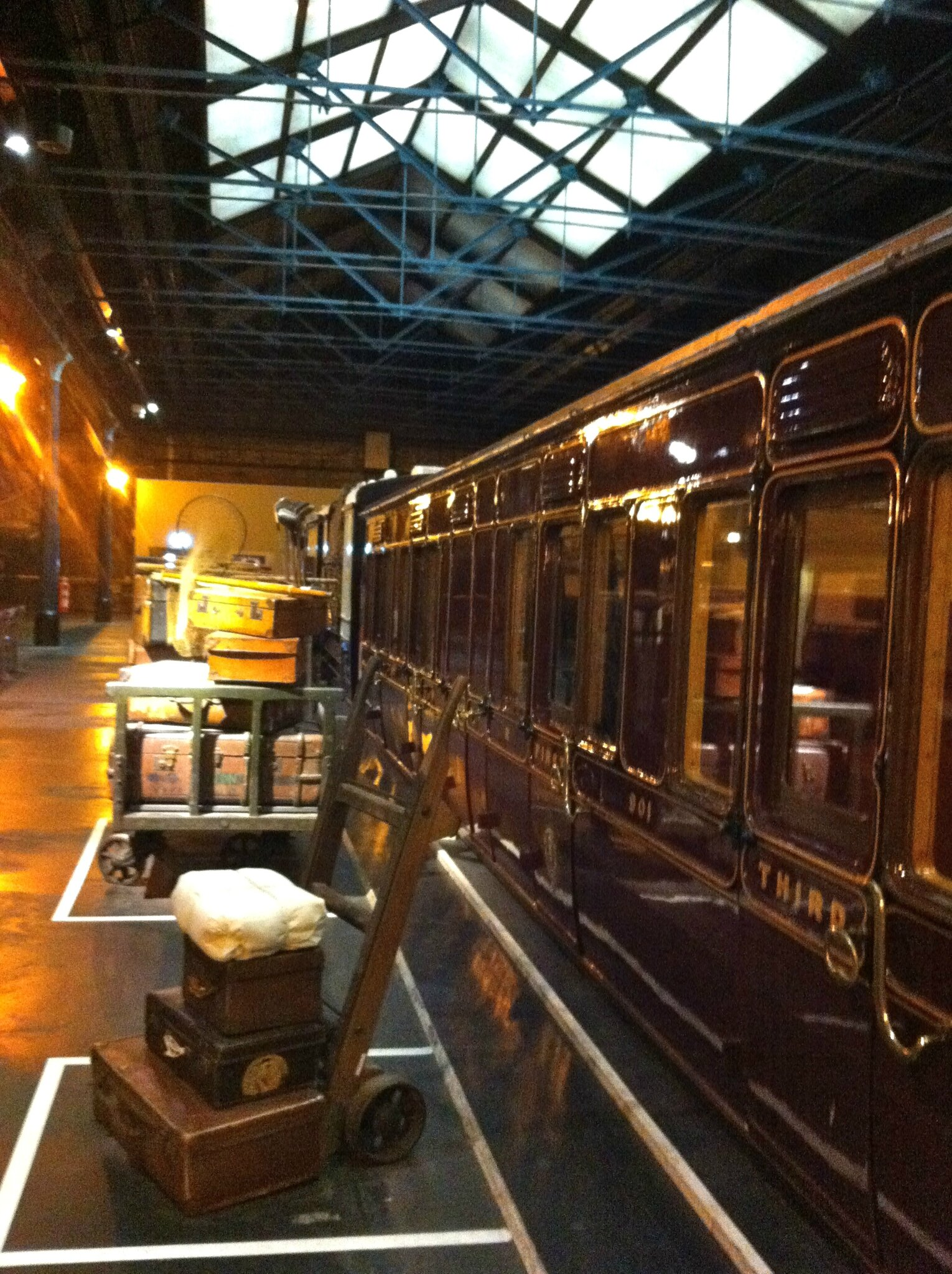 York : musée du train