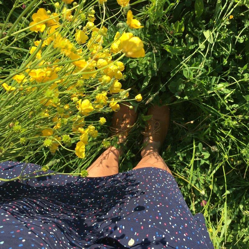 alexia pieds