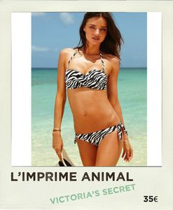 maillot-bain-imprime-animal-victorai-secret