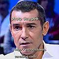 Jésus Vazquez - présentateur TV espagnol , usurpé