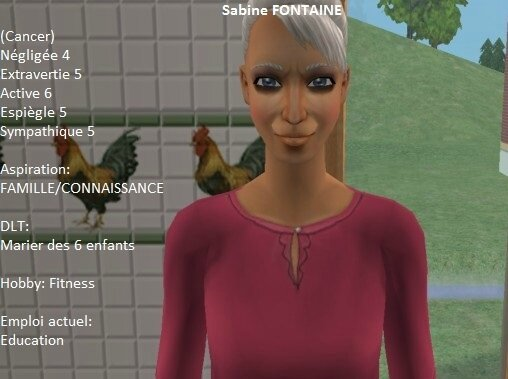 Sabine Fontaine