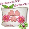 Bonbon de bain Barbapapa