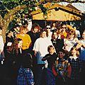 La fête donnée pour les 25 ans du Cyclone