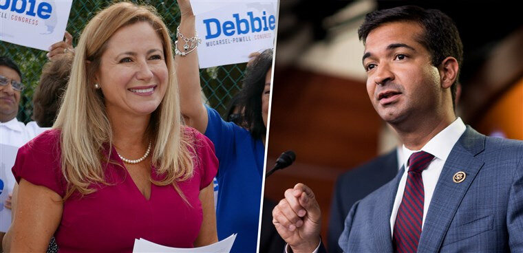 Midterms 2018 Florida Muscarsell vs Curbelo