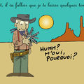 Le cow-boy stagiaire : la surprise