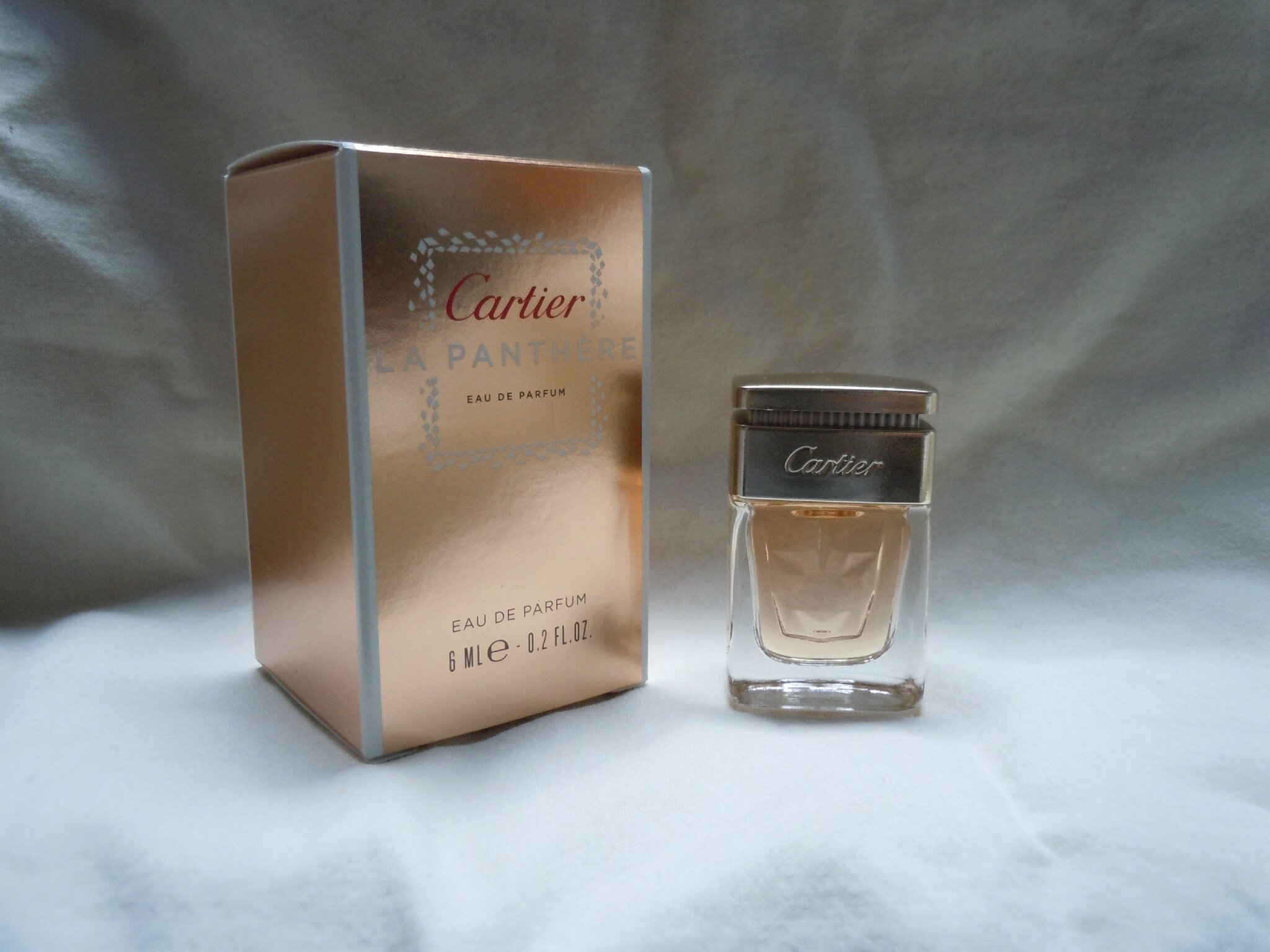 CARTIER-LAPANTHERE