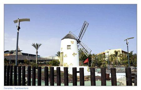 CA01 - Fuerteventura, un Moulin